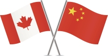 Accord commercial Canada-Chine