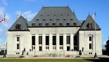 photo de la Cour suprême du Canada