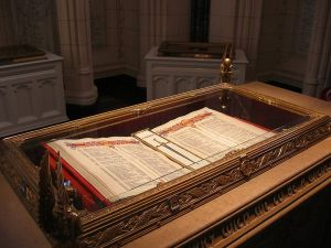 Book of Remembrance, Memorial Chamber, Ottawa, Canada CC 3.0 https://commons.wikimedia.org/wiki/Category:Books_of_Remembrance_(Canada)#/media/File:Book_of_remembrance.jpg